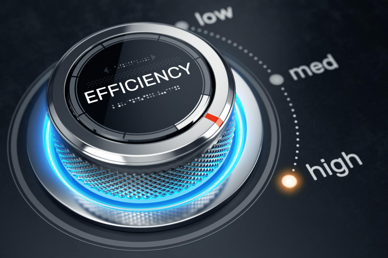 Energy Efficiency & Cost Reduction